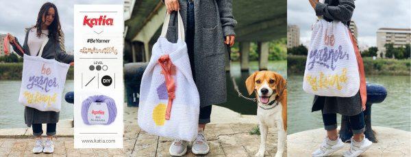 crochet maxi bag