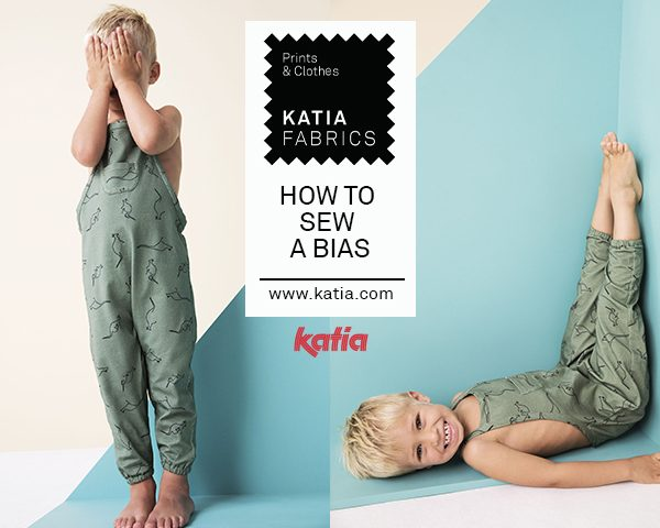 how to sew a bias