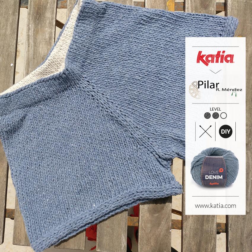 Knitted shorts by Tejiendo la isla: a refreshing pattern ...