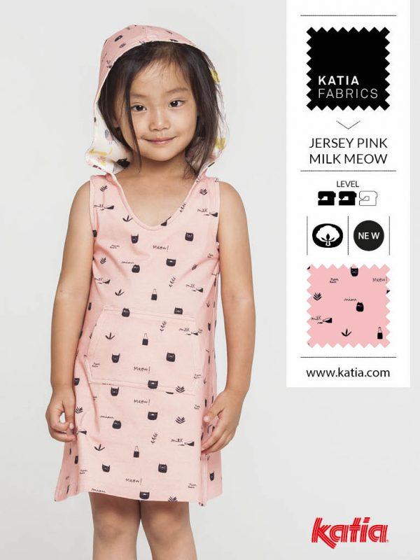dresss with hood