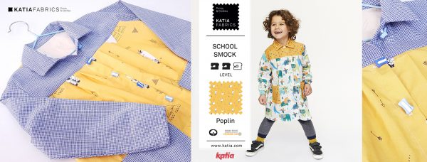 How to sew a school smock