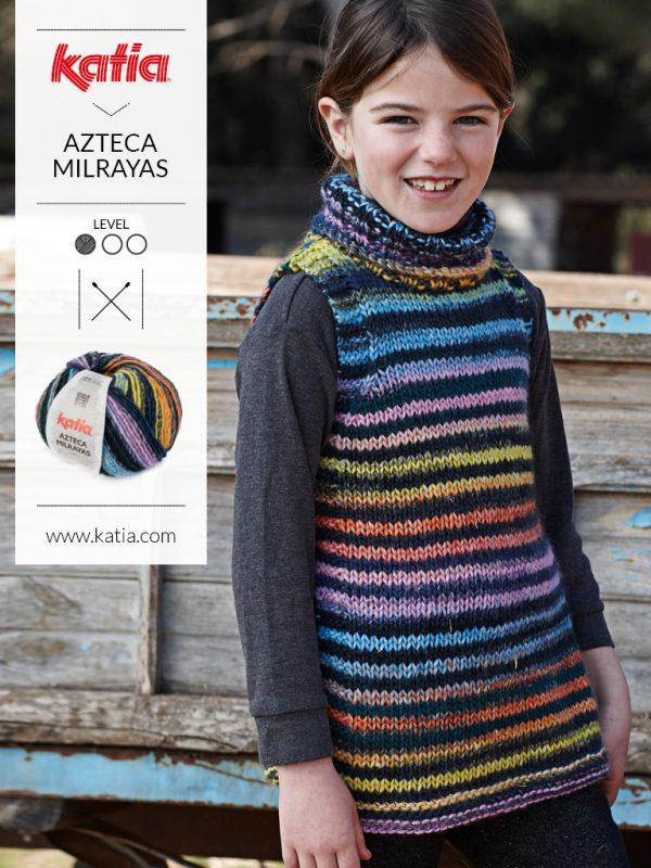 knit a long waistcoat