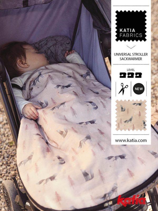 new fabrics and universal stroller sackwarmer pattern