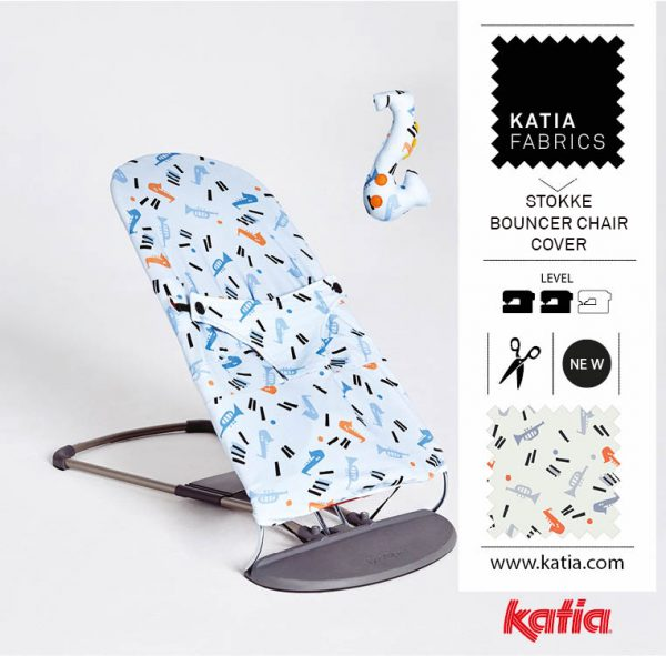Stokke bounce chair cover