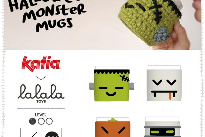 Crochet mug covers