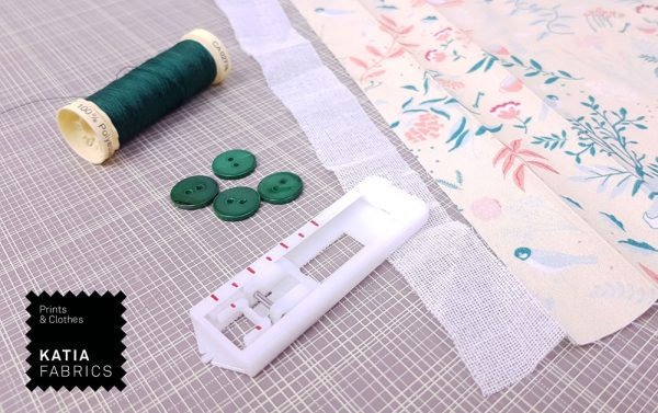 supplies for machine buttonholes