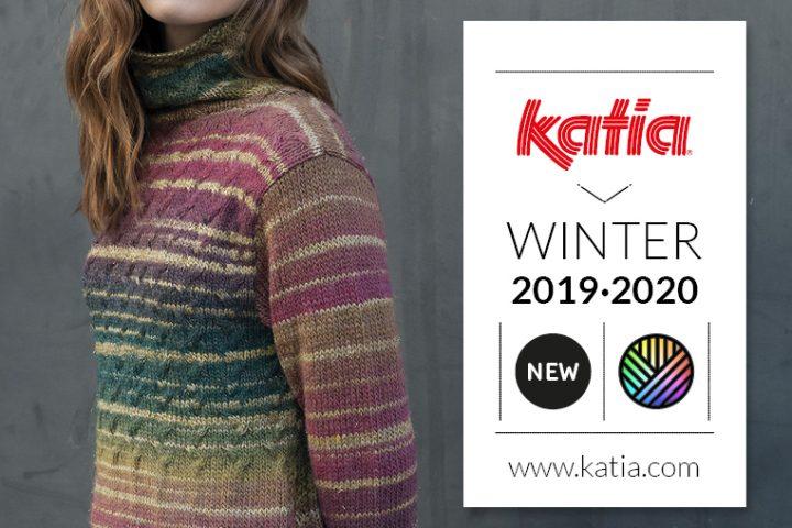 printed yarns for knitting