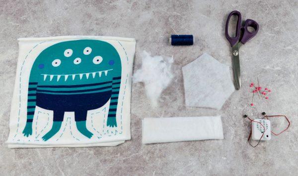 monster cushion supplies