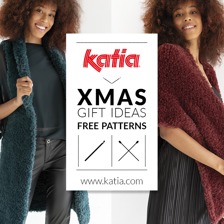 Christmas Gift Patterns To Knit And Crochet For All The Family