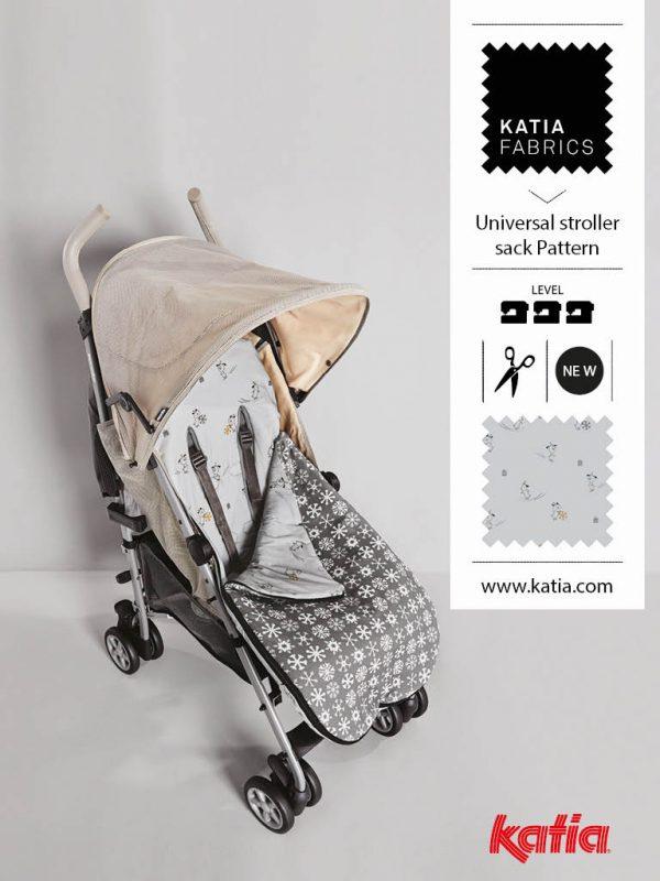 Universal stroller sack Pattern