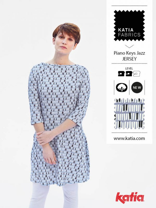 dress woman pattern
