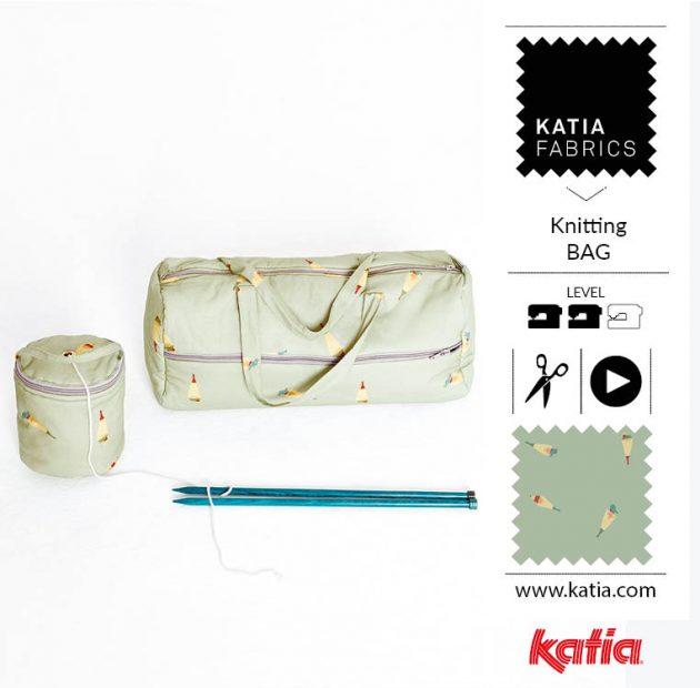 knitting Bag SAL