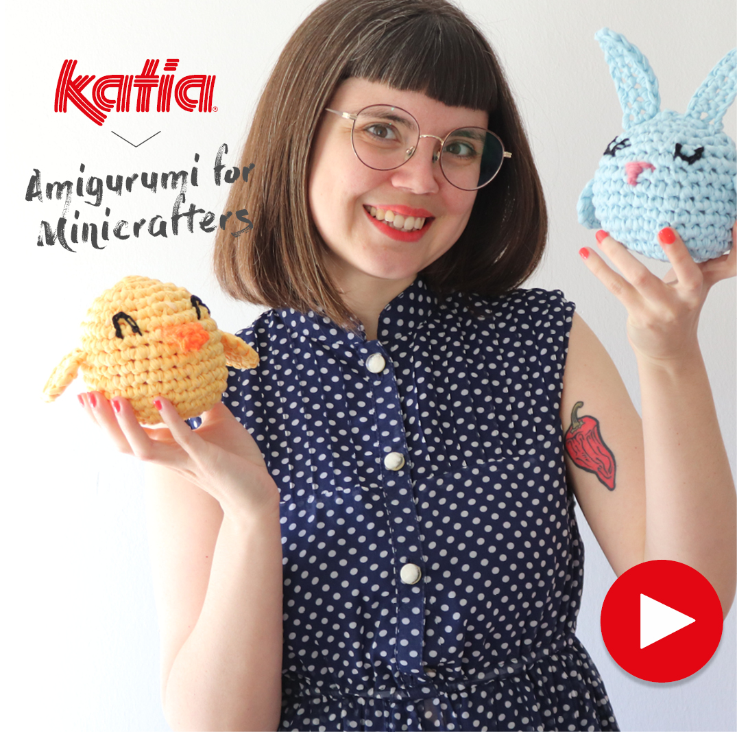 Amigurumi for Minicrafters: