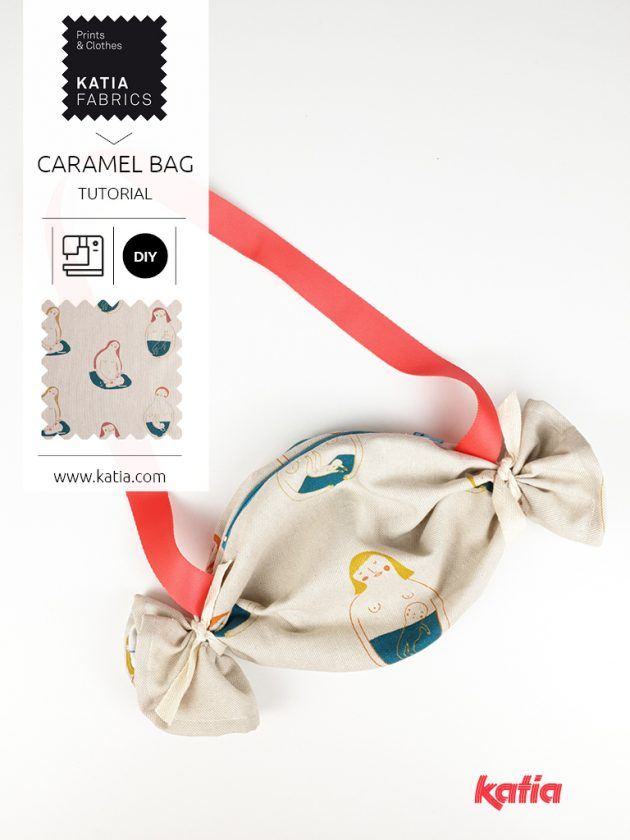 caramel bag tutorial