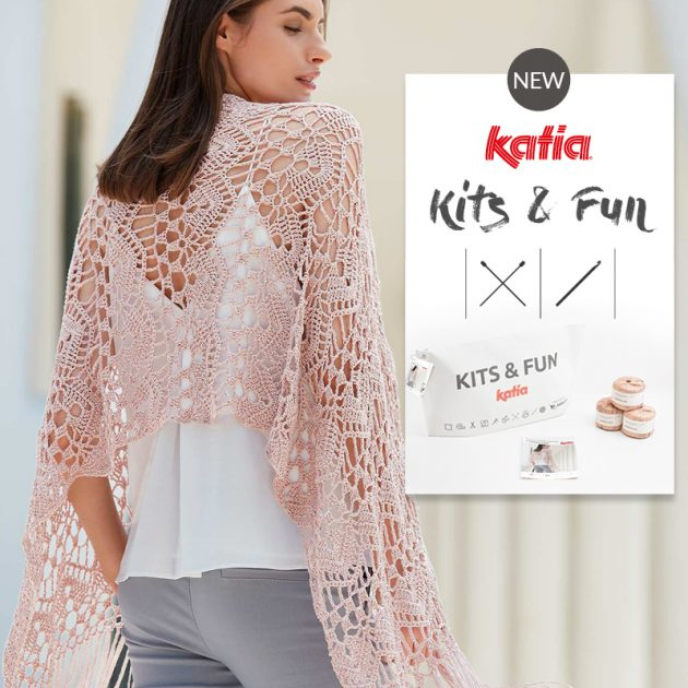 New Knit and Crochet Kits