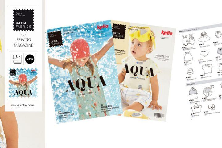 sewing pattern magazine