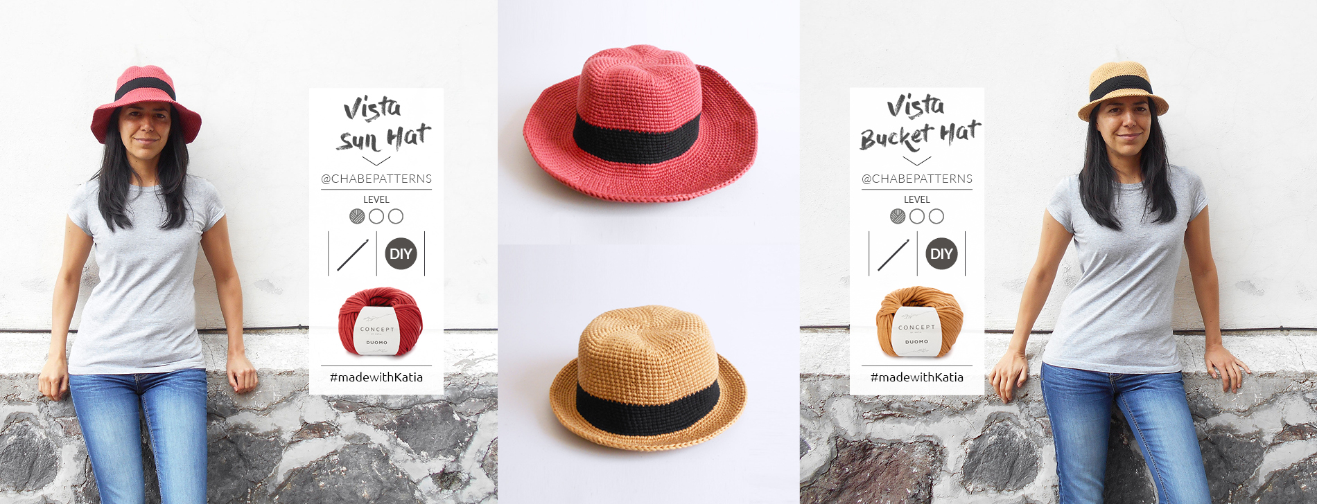 How to crochet a summer hat?