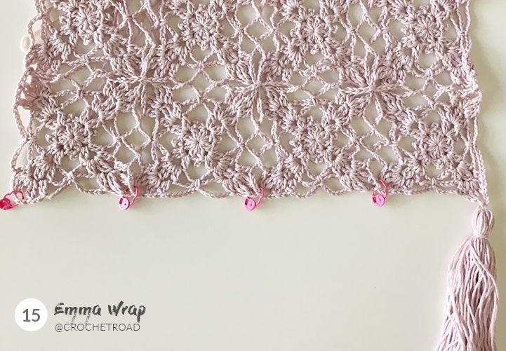 how to attach tassels