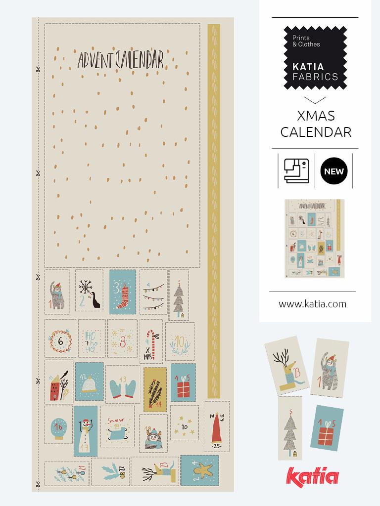 SAL Christmas calendar
