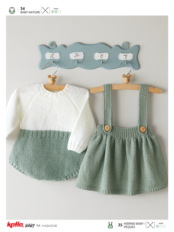 baby romper and skirt