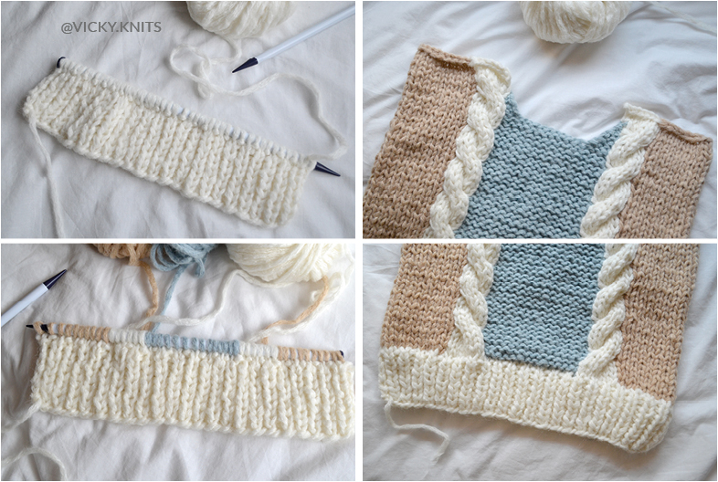 cables stitches