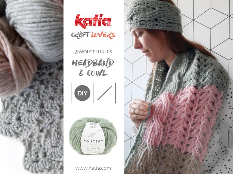 cowl and headband pattern