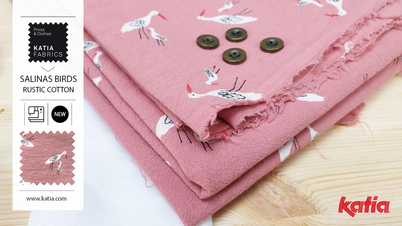 rustic cotton fabric