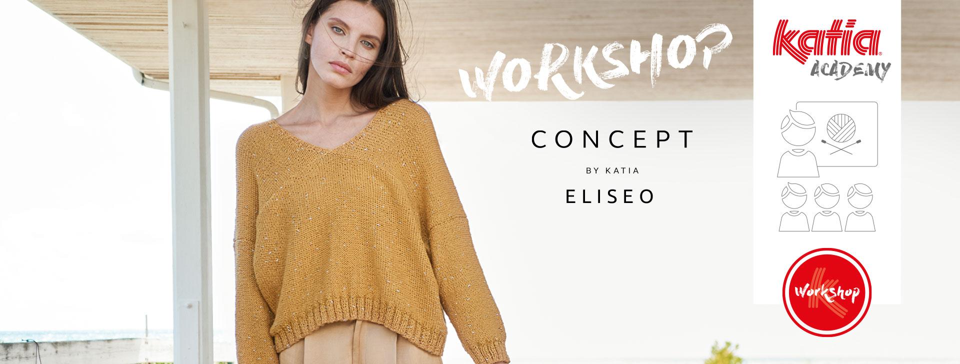 Workshop Short Katia Eliseo Sweater