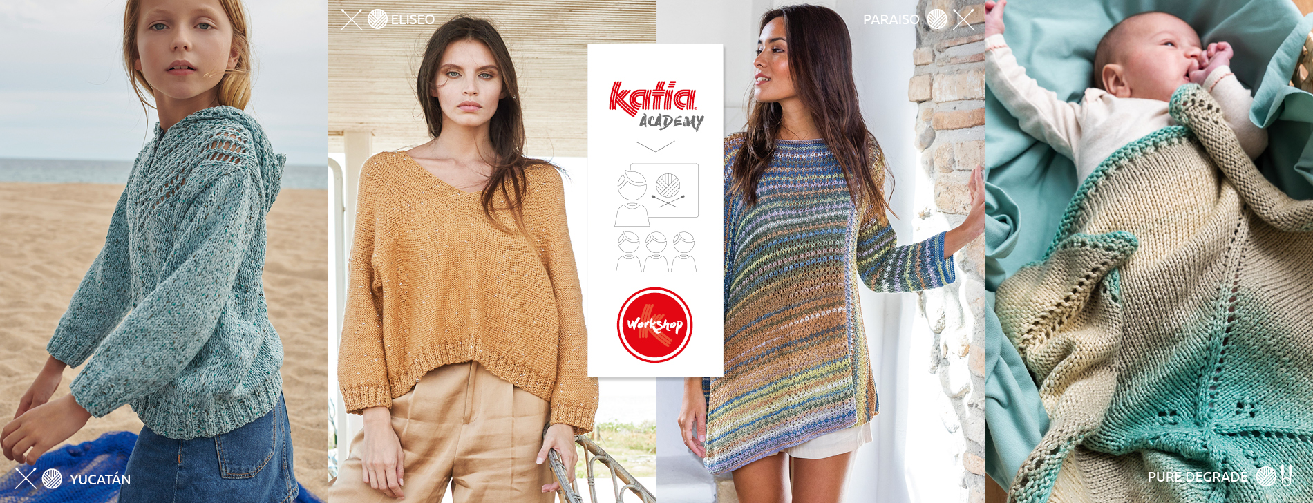 Katia Workshops