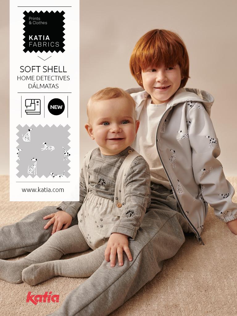 soft-shell fabrics