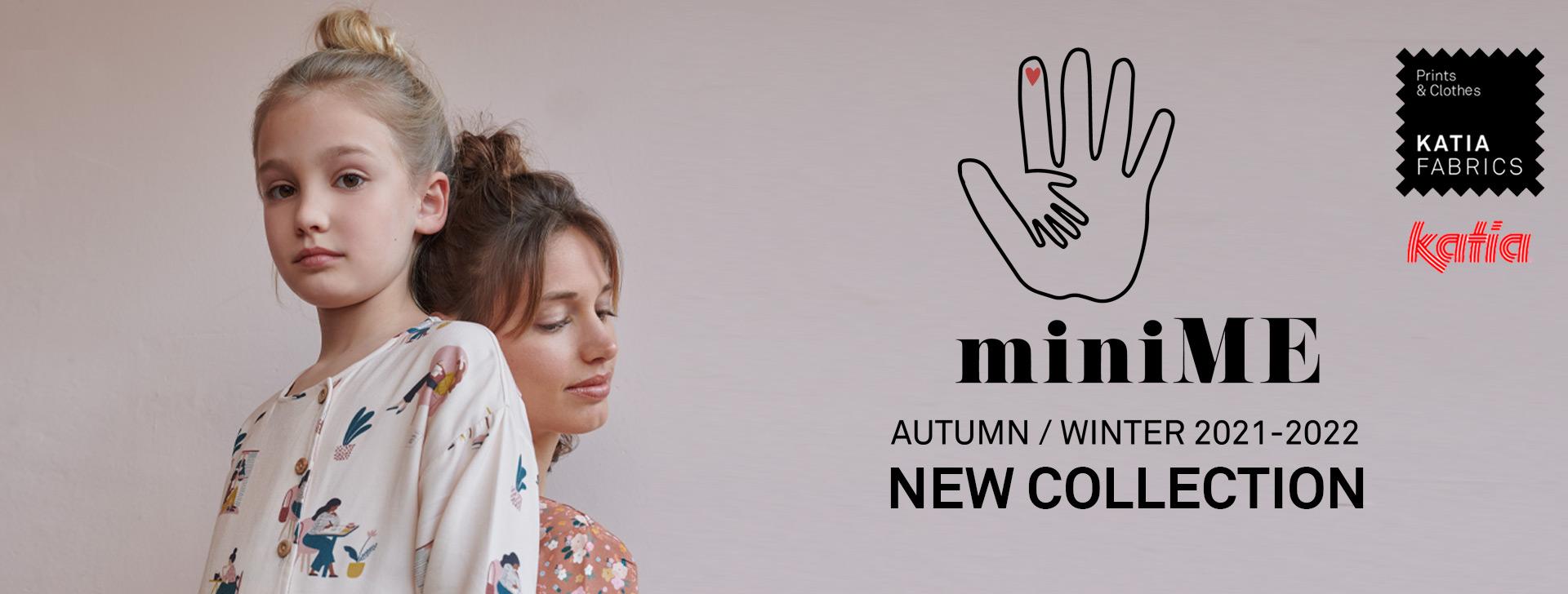 miniME Autumn / Winter 2021-2022