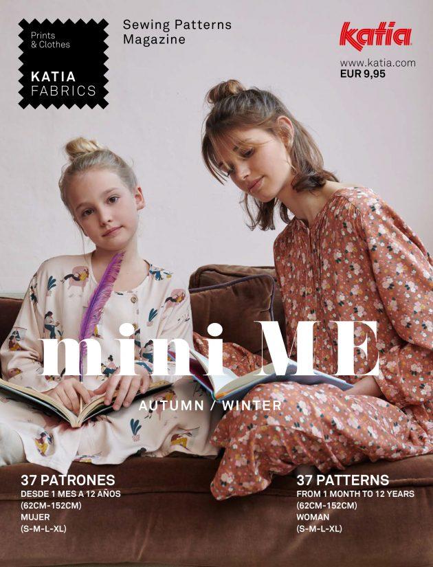 MiniME AW 21/22 Sewing Pattern Magazine
