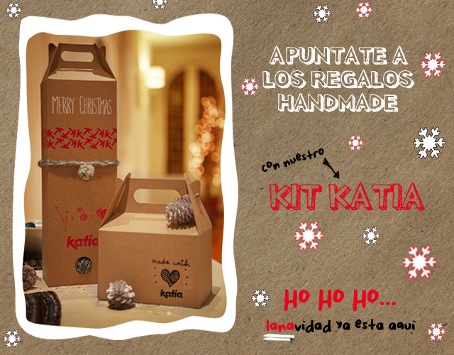 Navidad Kit Katia