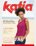 Portada-revista-mujer-casual-katia-primavera-verano-2014