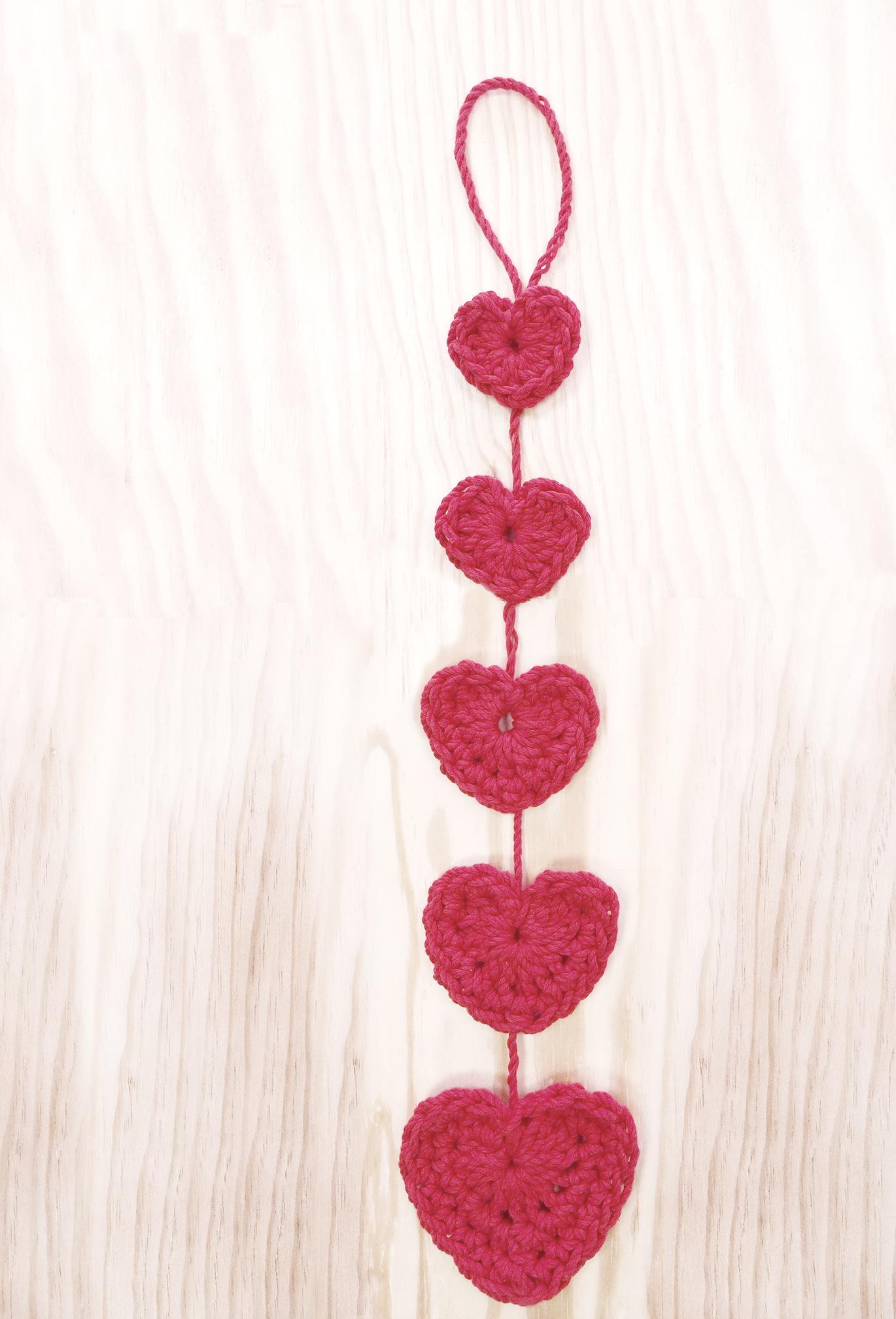 Tutorial gratuito DIY de decoración para San Valentín