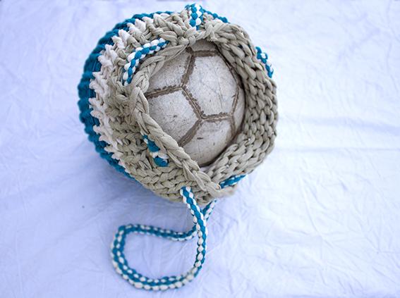 Bolsa Big Ribbon para el balón