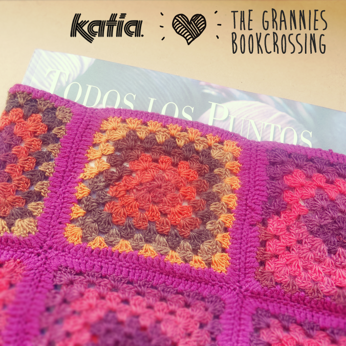 2 fundas para The Grannies Bookcrossing = Ganchillo + Libros - Katia ...