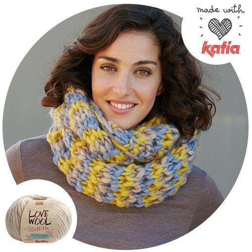 Especial Love Wool: 8 patrones para tejer con amor