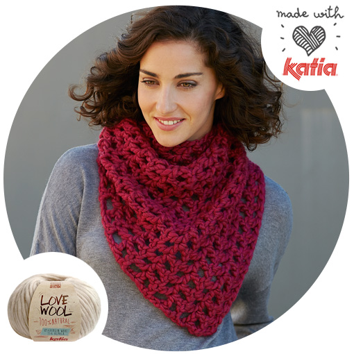 patron-gratuito-katia-love-wool-pañuelo