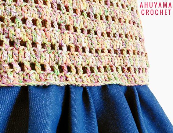 aeb7844b2 Craft Lovers ♥ Vestido para niñas por Ahuyama Crochet