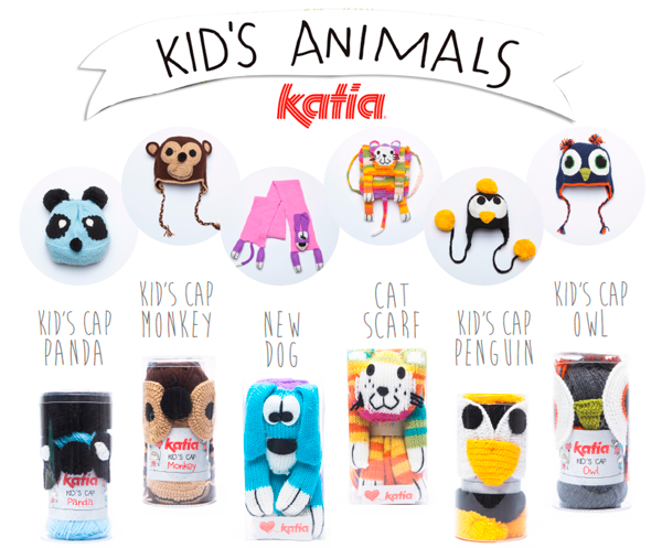 katia-kids-animals-packs