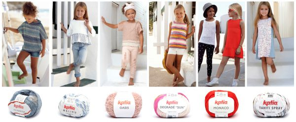 Patrones de punto para niñas