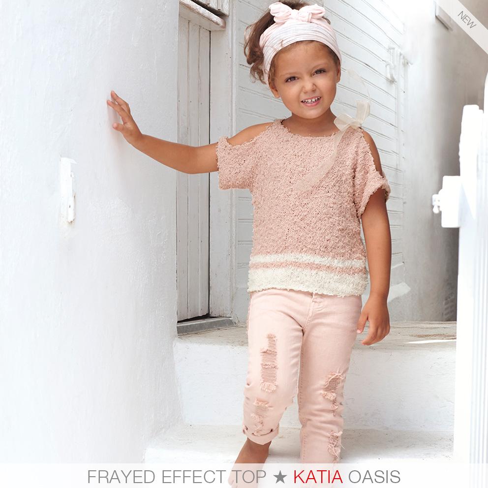 Patrones de punto para niñas y niños más fáciles de tejer de Katia ...