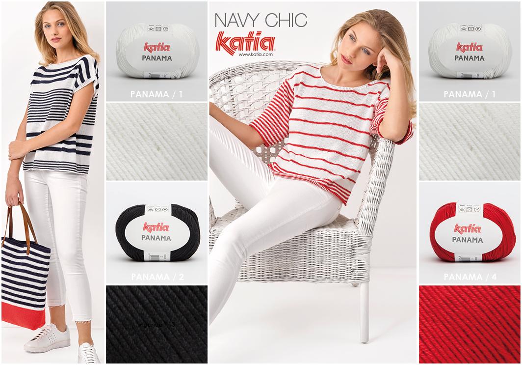 Katia Chic 93: Tendencias de moda que puedes tejer con nuestra revista
