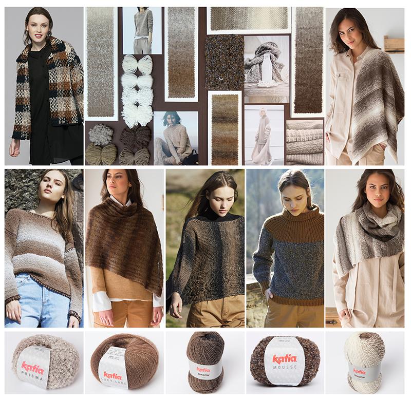 Otoño Invierno 2017/18 Nueva Colección Katia: todo lo que vamos a tejer
