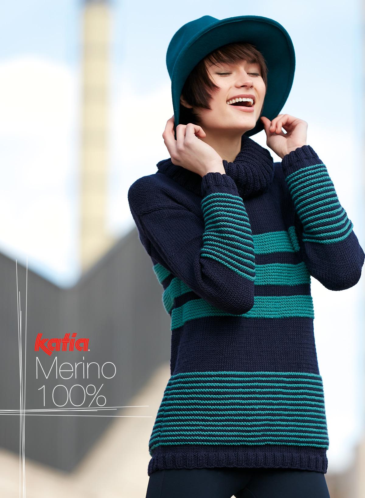 Lana Merino: la fibra 100% natural de moda en 7 prendas de punto