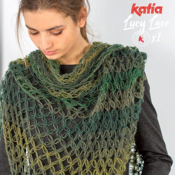 Con sólo 1 ovillo Katia