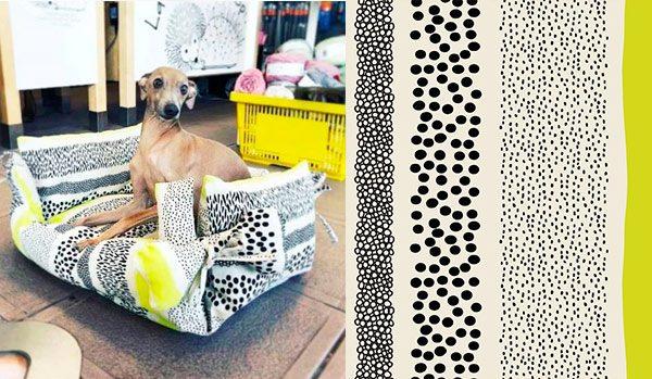 proyectos de costura coser cama perro