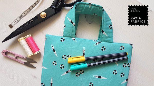 coser funda de libro