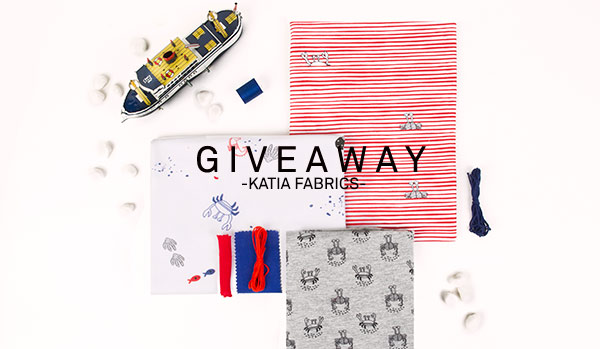 sorteo giveaway fabrics